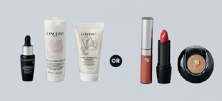 nordstrom lancome step up gift with purchase sep 2017 see more at icangwp - your luxury beauty gift with purchase source