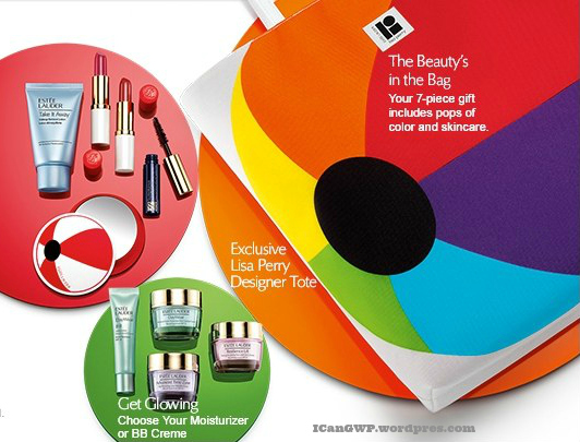 Free 8pc Estee Lauder GWP with any $35 qualified purchase ...