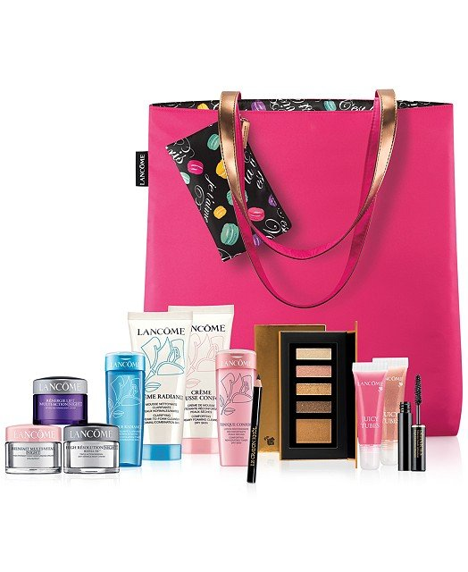 Free 6pc Lancome Gift at Macy's + Macy's deals and direct from ...