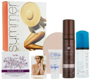 qvc 06 2015 qvc beauty summer must-have 6pc collection