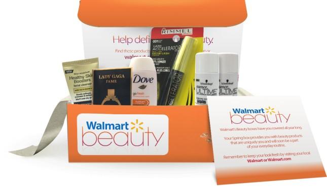 walmart 06 2015 beauty box