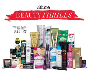 allure beauty thrill july 2015