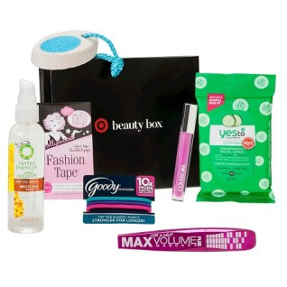 target 07 2015 target beauty box back to college head of the class