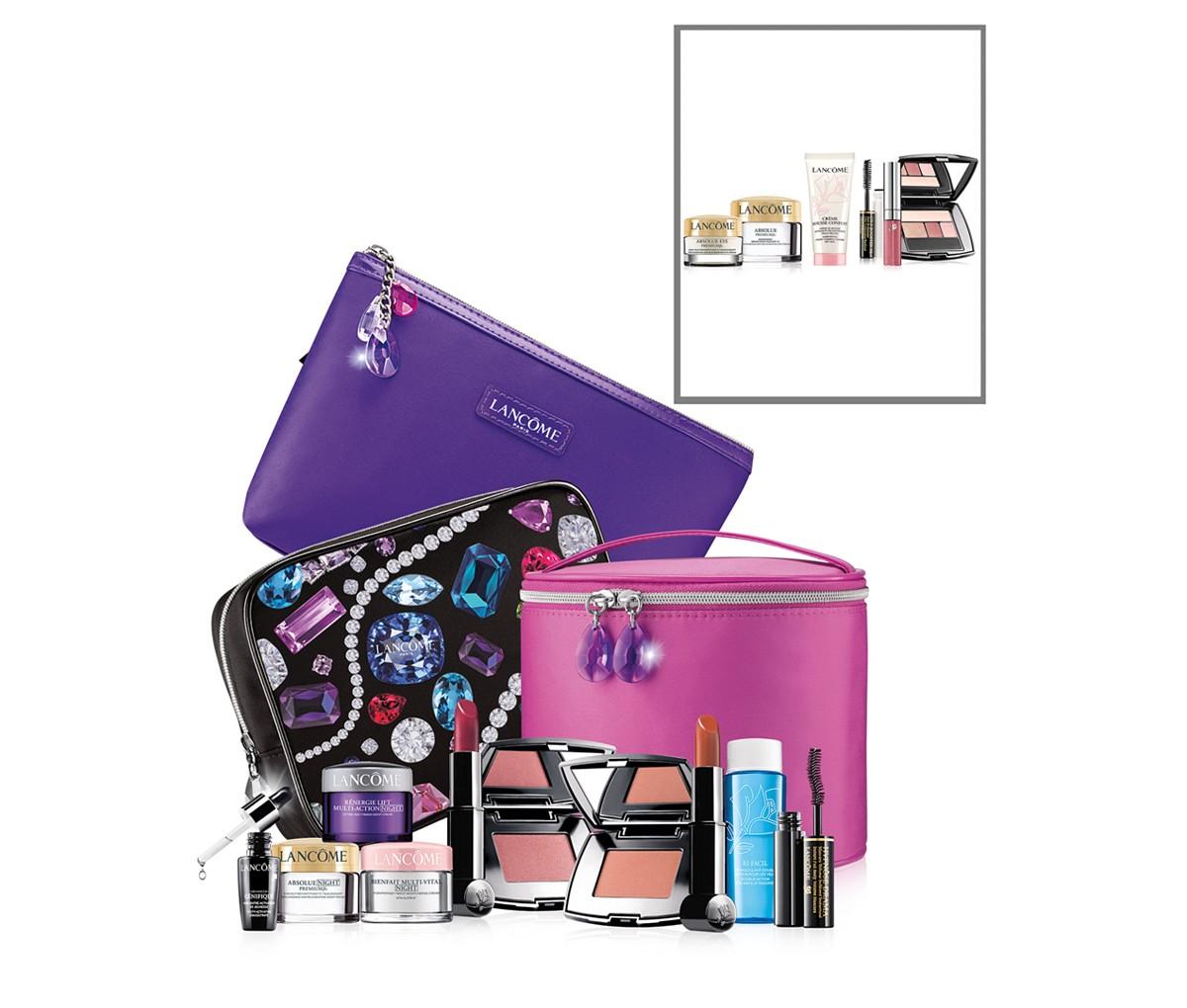 Free gift with purchase. Free Skincare gift with any $75 Lancôme purchase. Free gift with purchase () more like this. Show. 60; ticketfinder.ga, LLC, Folsom St. San Francisco, CA Macy's Credit and Customer Service, PO Box , Mason, Ohio