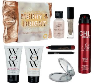 qvc 10 2015 merry and bright 8pc holiday collection