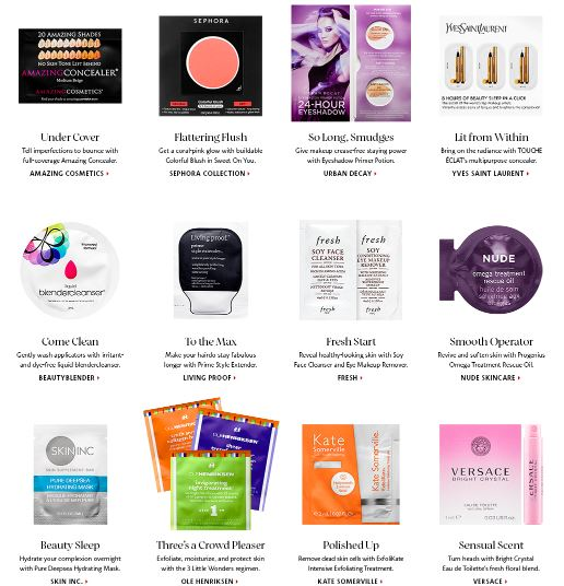 Buy Sephora Favorites Glow For It Kit on carlnoterva.ml FREE SHIPPING on qualified orders.