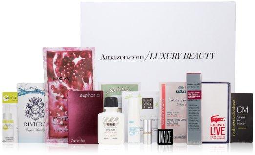 amazon 12 2015 luxury beauty sample box