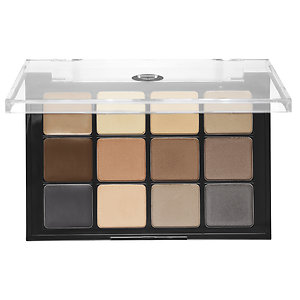 sephora 02 2016 viseart eyeshadow and eyebrow palette