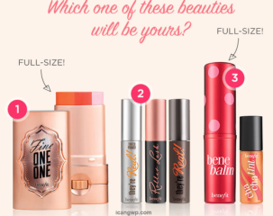 benefit 03 2016 mystery gift