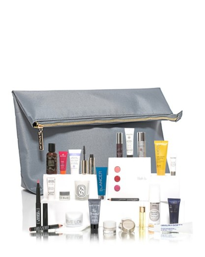 bloomingdales 03 2016 free sample bag w 250 space nk purchase