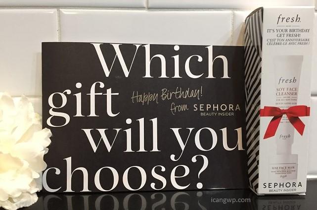Sephora Birthday Gift 2016 Online Image 4