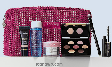 lancome Gift with Purchase  Nordstrom 2016-03