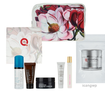QVC Beauty Spring Fling 6-pc Collection w- Bag QVC 2016-03