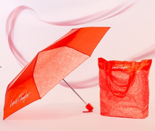 free umbrella and tote Lord and Taylor 2016