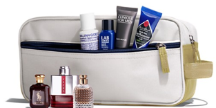 Gift with any $125 mens skin care or fragrance purchase - Bloomingdales 2016-04