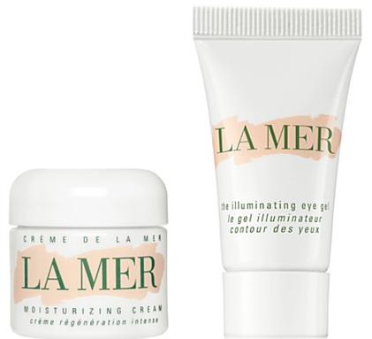 Gift with any La Mer purchase Bloomingdales 2016-04 la mer 2pc