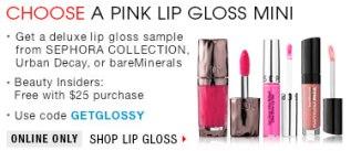 sephora 03 2016 getglossy pick 3 free lip gloss