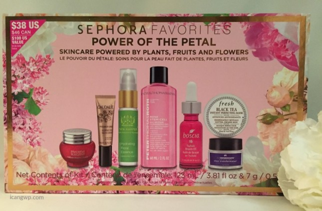 Sephora favorites 042016 power of the petal front