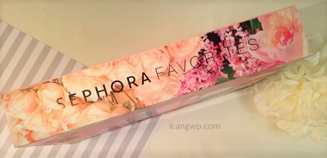 Sephora favorites 042016 power of the petal top