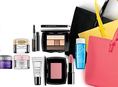 Belk 6pc Lancome Gift | Philosophy $62 Surprise Skincare Gift ...