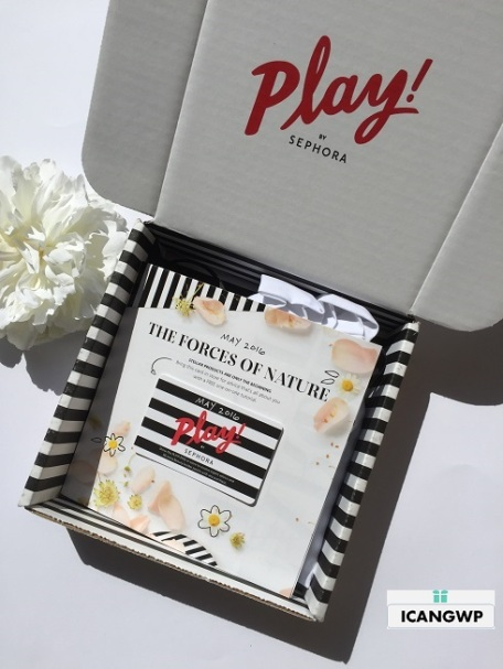 sephora 052016 Play by sephora may 2016 in the box