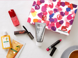 Birchbox- Monthly makeup, skincare, and haircare samples. Buy with confidence. 2016-06 july box
