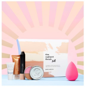 birchbox The Radiant Finish Kit 2016-06