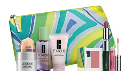 bloomingdales Gift with any $40 Clinique purchase! - Bloomingdale's 2016-06
