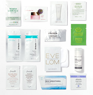 Nordstrom Beauty Event Free Skincare and Haircare Sample Bags Plus ...