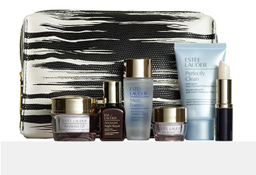 HOT Nordstrom Anniversary 19-piece Free Sample Bag | New Estee ...