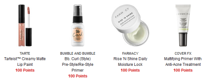 Sephora 2016-07 100 point 1