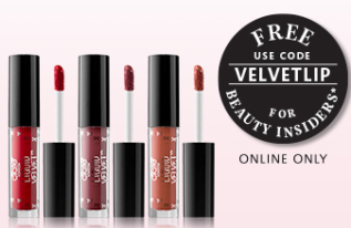 sephora coupon 072016 velvetlip