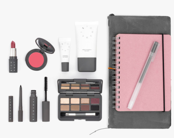 stowaway The Essentials Kit - Stowaway Cosmetics 2016-07