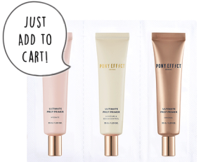 memebox 082016 Ultimate Prep Primers Sample