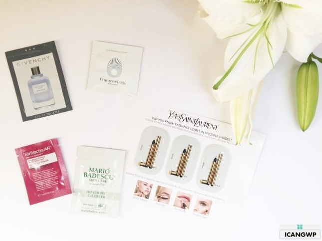 nordstrom anniversary 5 free assorted sample icangwp 1