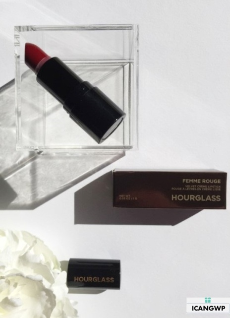 Sephora VIBICON Hourglass Review Lipstick - see more at IcanGWP - a beauty gift with purchase blog