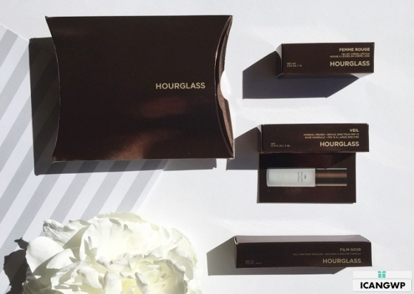 Sephora VIBICON Hourglass Review Set - see more at IcanGWP - a beauty gift with purchase blog