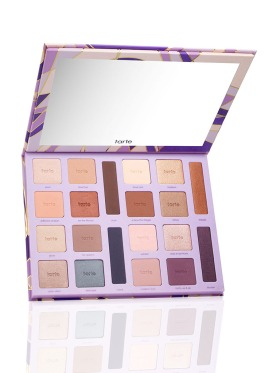 Tarte Color Vibes Amazonian Clay Eyeshadow Palette Fall 2016 - see beauty gift with purchase offers at IcanGWP