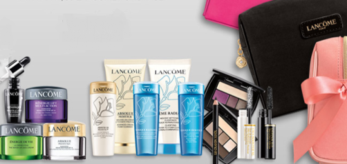 Bon Ton Lancome 7pc gift Fall 2016 - see more Lancome gift with purchase at I can GWP beauty blog.png