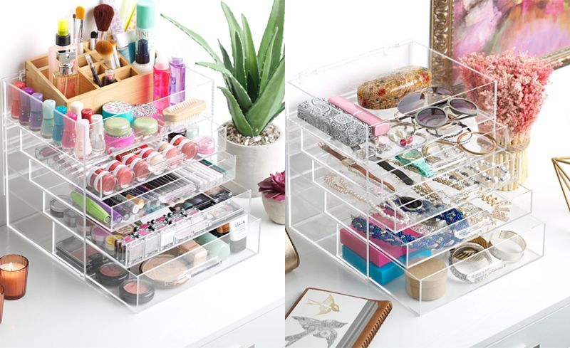 Makeup Organizer Etsy Vs Amazon IcanGWP Gift with Purchase