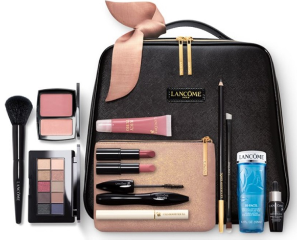 lancome le parisian cool beauty box purchase with any lancome purchase lancome beauty box 2016