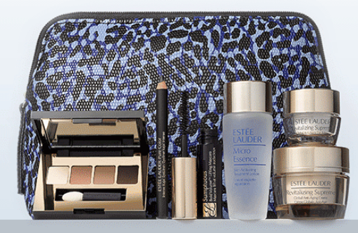 Nordstrom Estee Lauder 7pc Gift with $35 Order Plus Two Step Ups ...