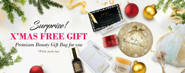 cosme-de-xmas-free-gift