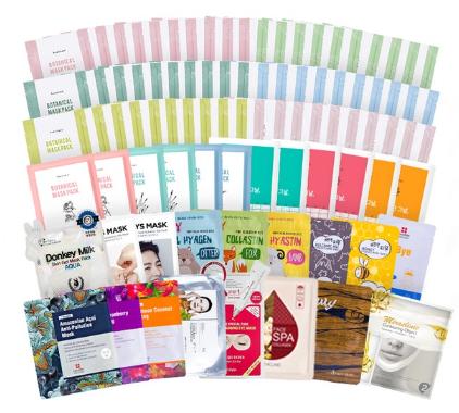 Cyber Monday Beauty Events Round-up   Memebox Sheet Mask