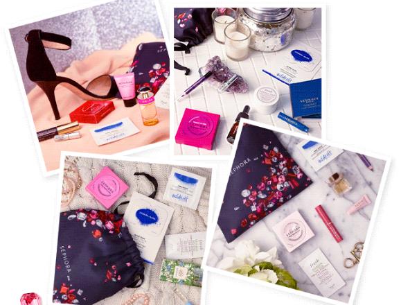 HOT Sephora VIB Mystery Sample Bag Nov 2016 for your Sephora ...