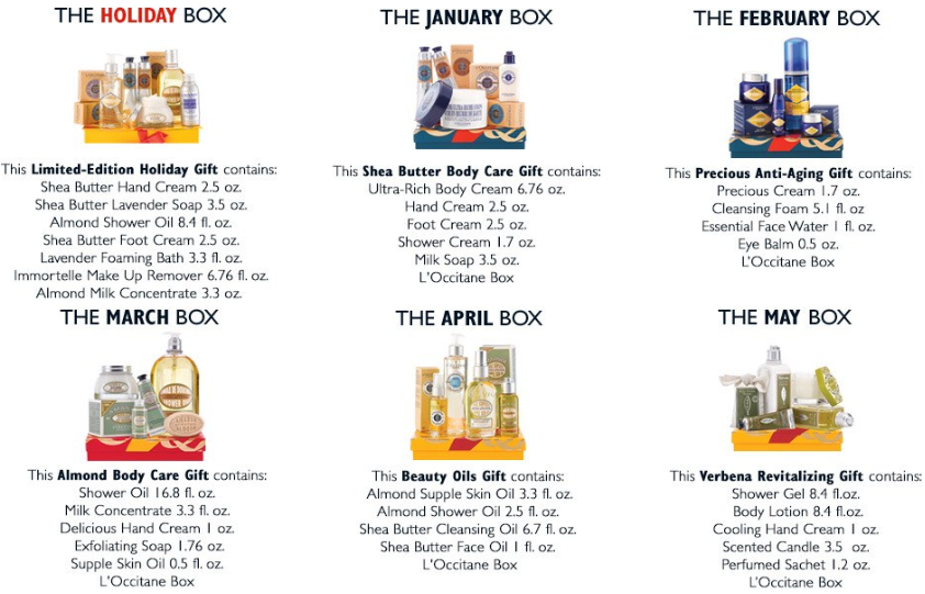 Beauty Box Subscription   L Occitane see more at icangwp beauty blog.png