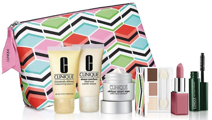 Holiday Gift with Purchase 2016 – Clinique Bonus at Lord & Taylor, Lancome Gift with Purchase at Macy's and Bloomingdale's PLUS Holiday Blockbusters!