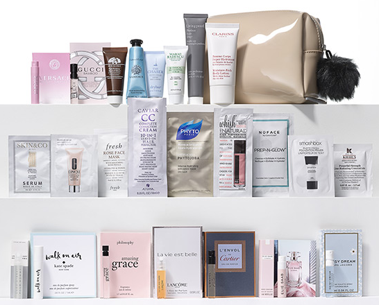 02974b785aa3  HOT  Nordstrom 25-piece Beauty Gift with Purchase and 80+ Winter Beauty  Gift with Purchase (GWP Updates)