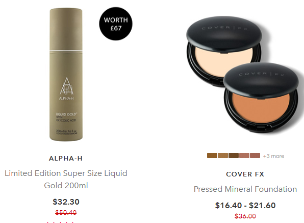 The Perfect Excuse   Up to 50  off Sale   Beauty Bay.png