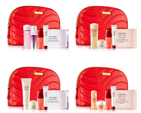Choose your FREE 6 Pc. Skincare gift with any  85 Shiseido Purchase    Gifts with Purchase   Beauty   Macy s.png